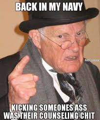 Old School Navy - Navy Memes - clean mandatory fun via Relatably.com