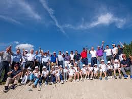 как прошёл <b>мастер</b>-<b>класс</b> для юниоров от <b>гольф</b>-про