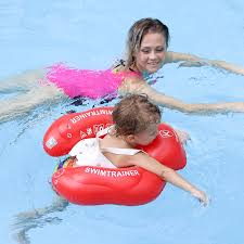 Free <b>Swimming Baby</b> Ring Inflatable <b>Infant</b> Armpit Floating Kids ...