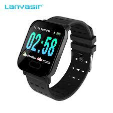 <b>Lanyasir</b> M4 Smart Band Fitness Tracker Smart Bracelet Waterproof ...