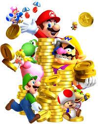 Resultado de imagem para SUPER MARIO COINS