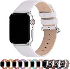 White - Watch Straps & Bands / Accessories: Watches - Amazon.in
