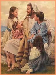 Resultado de imagen de jesus abraza joven