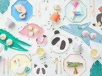 1193 лучших изображений доски «Party supplies (<b>MERI MERI</b> ...