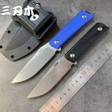 <b>Sanrenmu</b> S611 прямой <b>нож</b> с фиксированным лезвием 8cr14 ...
