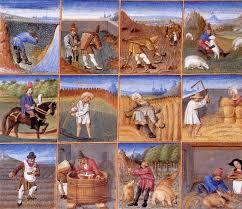 Image result for medieval farming