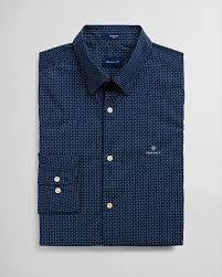 Купить Мужские <b>рубашки</b> бренда GANT с бесплатной ...