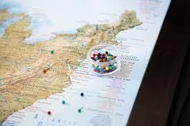 GeoJango <b>Maps</b>: USA & <b>World</b> Push Pin <b>Maps</b>, <b>Travel Map</b> with Pins