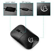 Shop <b>G822 Wireless Mouse</b> 2.4GHz Adjustable 2400DPI Ergonomic ...