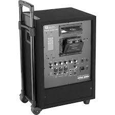 sound system wireless: amplivox sound systems sw wireless travel audio pro