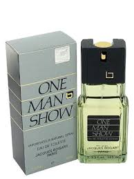 <b>One Man Show</b> Jacques <b>Bogart</b> cologne - a fragrance for men 1980