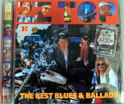 <b>ZZ Top</b> - The Best <b>Blues</b> & Ballads (CD) | Discogs