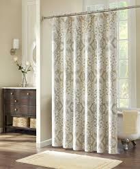 bathroom fabric shower curtains design ideas decorations