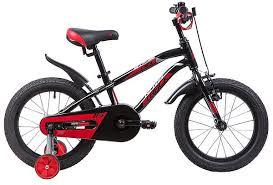 """Велосипед <b>Novatrack PRIME 16</b>"""" (черный)"""