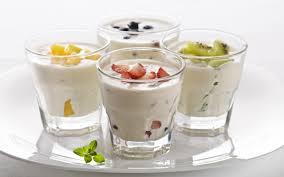 Resultado de imagem para iogurte natural