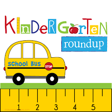 Image result for kindergarten round up