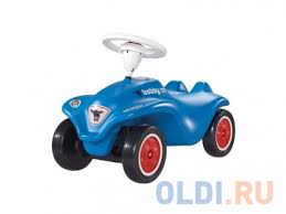 <b>Каталка</b>-<b>машинка Big New</b> Bobby Car Blau пластик от 1 года ...
