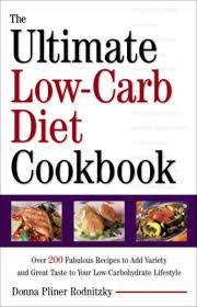 The Ultimate <b>Low</b>-<b>Carb</b> Diet Cookbook by <b>Donna Pliner Rodnitzky</b> ...