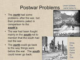 「north and south problem after the civil war」の画像検索結果