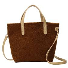 Buy Women's Handbag <b>Simple Big Capacity Solid</b> Color Bag ...