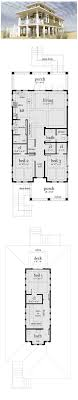ideas about Beach House Plans on Pinterest   House plans    Coastal Craftsman House Plan