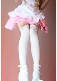 Белые <b>колготки</b> Hello Kitty #<b>kawaii</b>