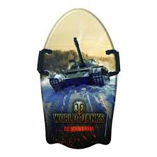 <b>Ледянка</b> 1Toy <b>World of Tanks</b> Т59097 92 см — купить в интернет ...