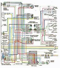 63 chevy truck turnsignal on a 66 gmc 1 2 truck which wires Chevy Pickup Wiring Diagram chevy truck wiring diagram graphic the color of the wires were changed in 1965 to the national standard 1955 chevy pickup wiring diagram