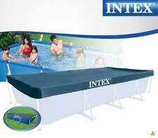 Intex <b>Rectangle</b> Pool <b>Covers</b> for sale | eBay