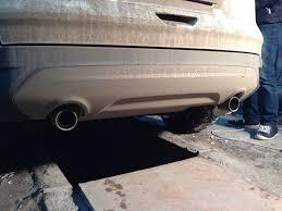<b>Насадки на выхлопные</b> трубы (эпизод второй) — Ford Kuga, 2.0 л ...