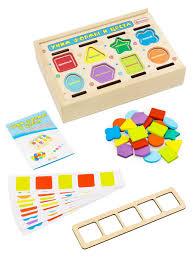 """Сортер """"Учим формы <b>и</b> цвета""""/<b>Развивающая игрушка</b> из дерева ..."""