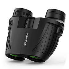 AiExplore 12x25 Compact Pocket Folding Binoculars ... - Amazon.com