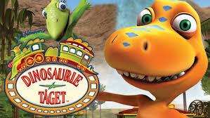 Dinosaurietåget | <b>Barnkanalen</b>