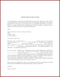 14 example of resignation letter reason sendletters info example resignation letter by tdelight