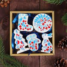 """<b>Набор ёлочных игрушек</b> """"Зимняя ягода"""", <b>5</b> шт. (4022360) - Купить ..."""