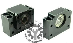 1 Set <b>BK17</b>+<b>BF17 Ballscrew End</b> Support Bearing Blocks For ...
