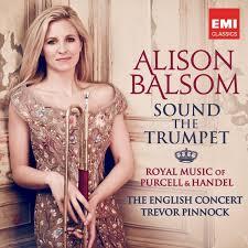 <b>Alison Balsom</b> - <b>Sound</b> the Trumpet