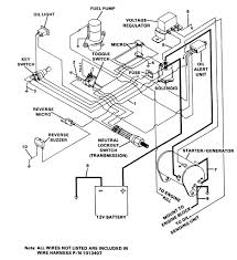 gas golf cart wiring diagram gas wiring diagrams online gas club car wiring diagrams