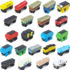 23 Styles <b>Wooden Train</b> Toys Thomas Magnetic <b>Wooden Trains</b> ...