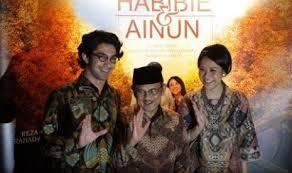 VIDEO FILM HABIBIE & AINUN CETAK SEJARAH DITONTON 2,1 JUTA