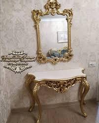 Консоль с <b>зеркалом ЗК</b>-<b>02 золото Мэри</b> мебель в Ставрополе ...