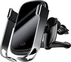 Автодержатель <b>Baseus Rock</b>-<b>solid</b> Electric Holder Wireless ...