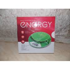 Отзывы о <b>Кухонные весы электронные Energy</b> EN-403