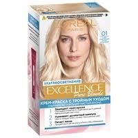 <b>L'Oreal Paris</b> Excellence <b>стойкая крем</b>-<b>краска</b> для волос — Краска ...