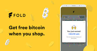 <b>Fold</b> - Earn free bitcoin when you shop