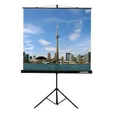 <b>Экран</b> на штативе <b>Lumien Eco View</b> 150x150 см — купить в ...