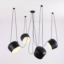 Custom <b>Modern</b> Spider Industrial <b>Pendant Lights</b> for Diving room ...