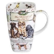 Кружка The World of the dog, 600мл, фарфор | skladkoles23.ru