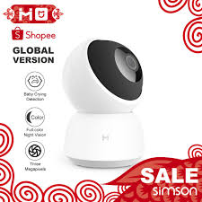 【 <b>Global Version</b>】<b>Imilab</b> A1 019 2K IP camera security AI CCTV Mi ...