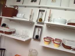 Kitchen Open Shelves Clever Kitchen Ideas Open Shelves Hgtv